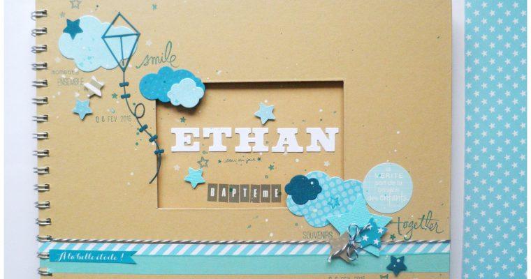 Livre d'or – Baptême d'Ethan