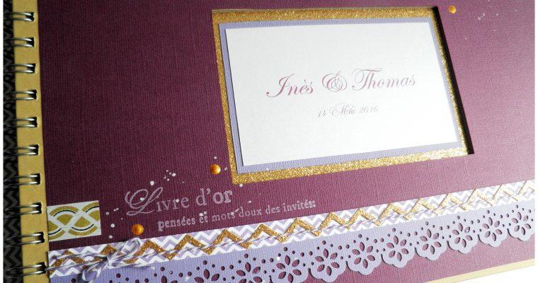 Livre d'or – Inès et Thomas