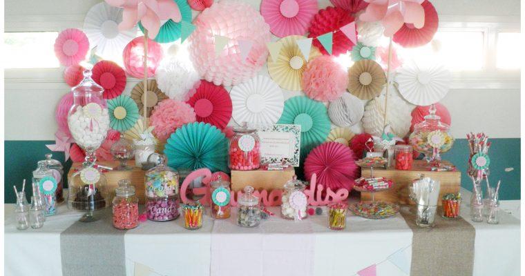 Candy Bar – Sophie et Henri