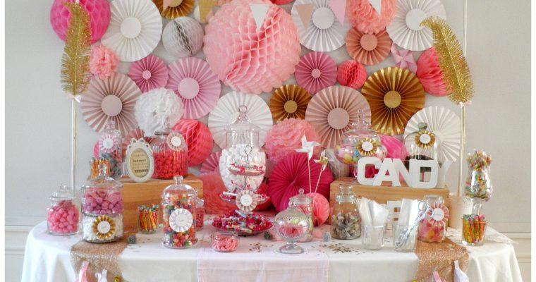 Candy Bar – Justine & Arnaud