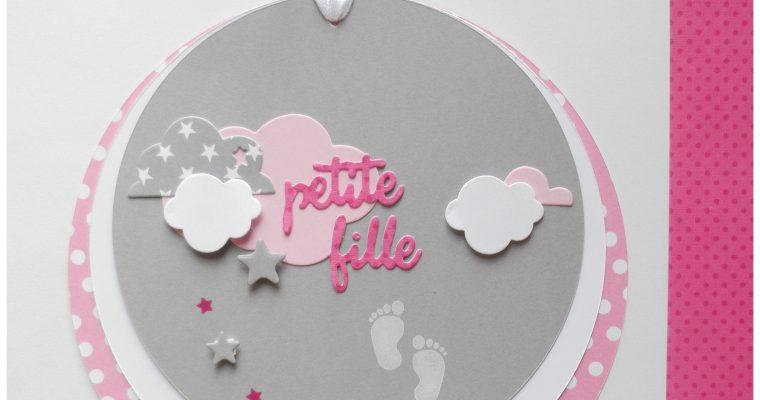 Faire-Part Naissance – Ameline