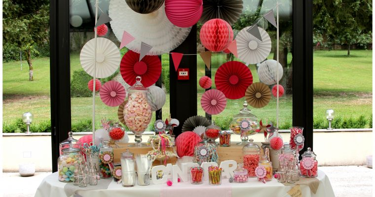 Candy Bar – Emilie & Jonathan