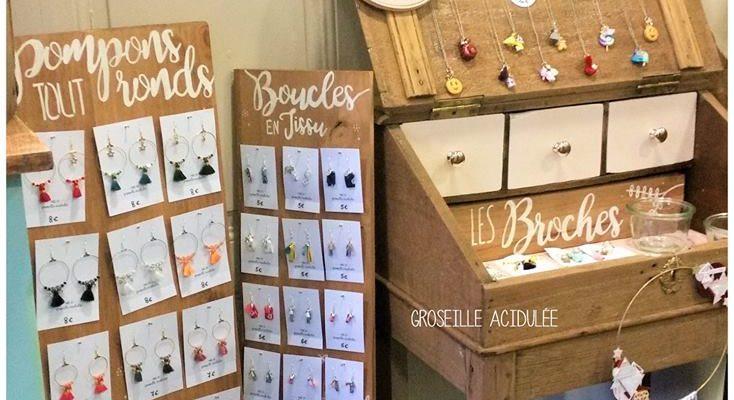 Boutique de Noël 2018 – Amiens
