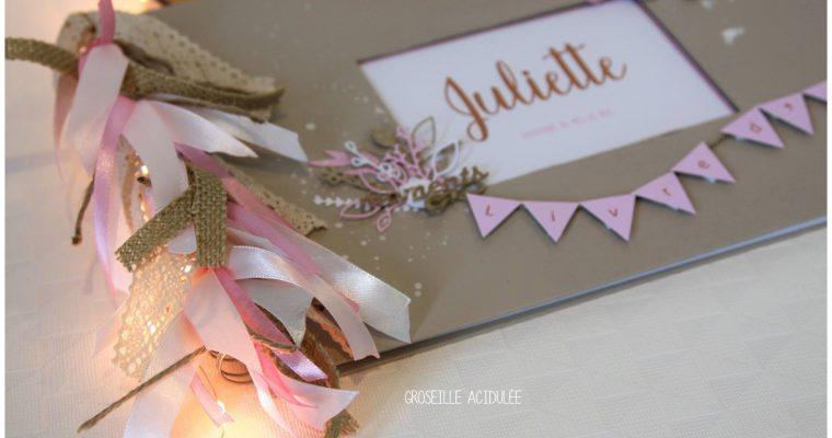 Livre d'or – Les 20 ans de Juliette