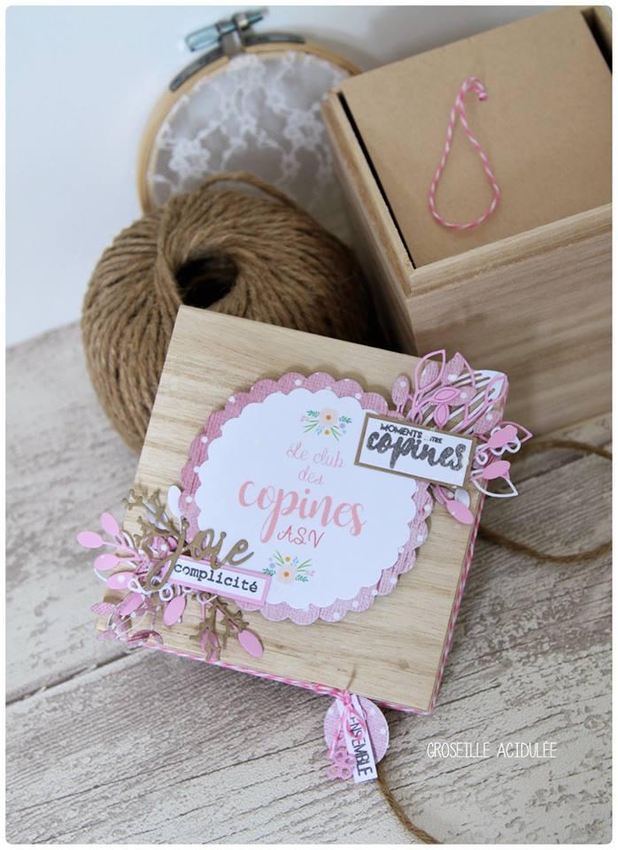 Cadeau Mariage – Emilie