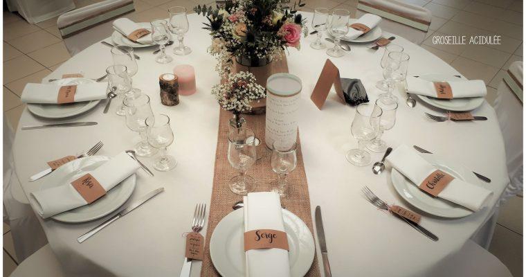 Mariage Annick&Thierry – Salle de réception