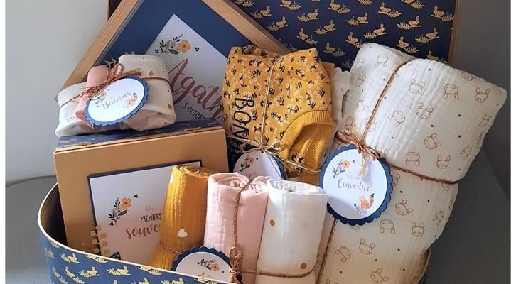 Cadeau Naissance – Agathe