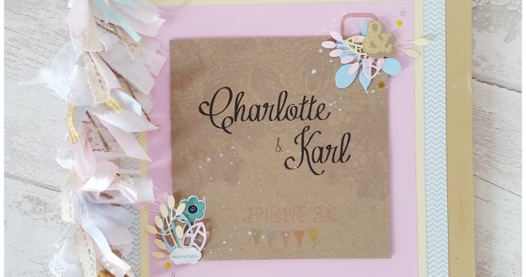 Livre d'Or – Charlotte et Karl