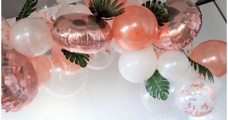 Anniversaire Annabelle – Tropical Chic