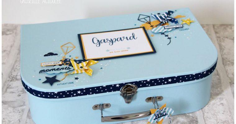 Valisette Baptême – Gaspard