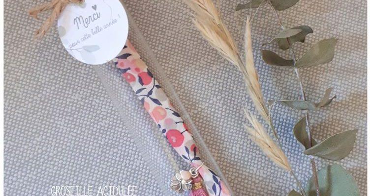 """Cadeaux fin d'année – Bracelets Liberty en """"grand tube"""""""
