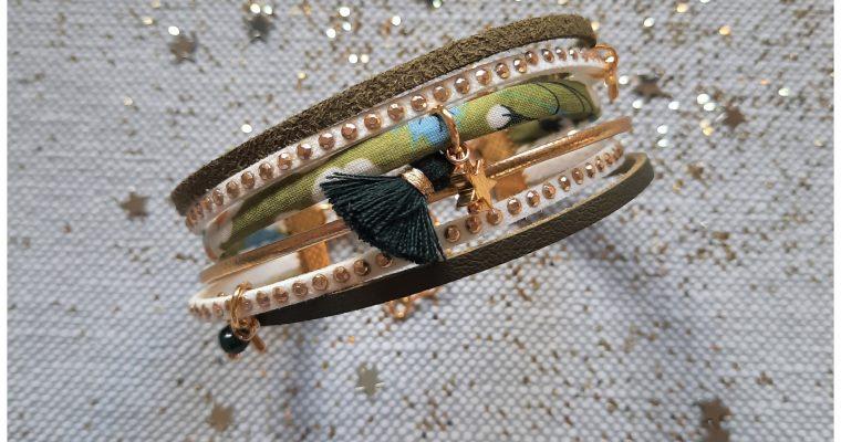 Bracelets Multi-Rangs